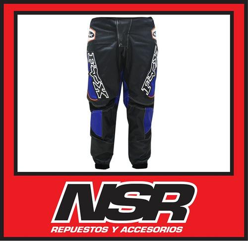 conjunto motocross fox pantalon buzo solo m o xxl enduro nsr