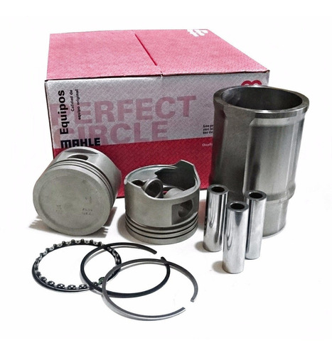 conjunto motor renault clio r9 r12 r18 1600cc perfect circle