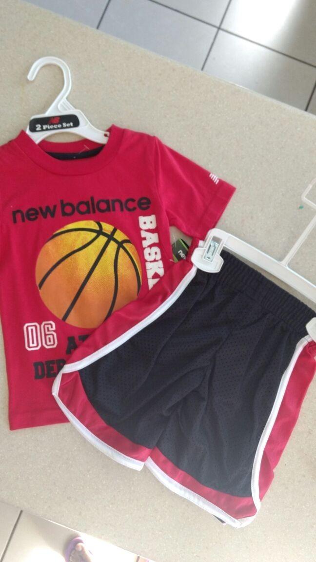 new balance 2 años