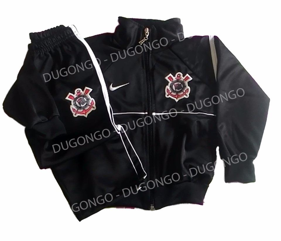 306df0976e5ae conjunto nike corinthians infantil abrigo uniforme promoção. Carregando zoom .