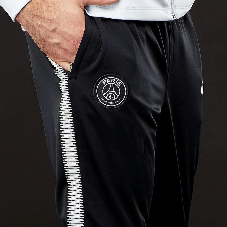 f44eb608f7595 Conjunto Nike Paris Saint Germain Dry Squad 17 18  Xl -   3.399