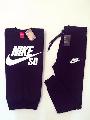 conjunto nike sb buzo + pantalon jogger chupin combo nike !