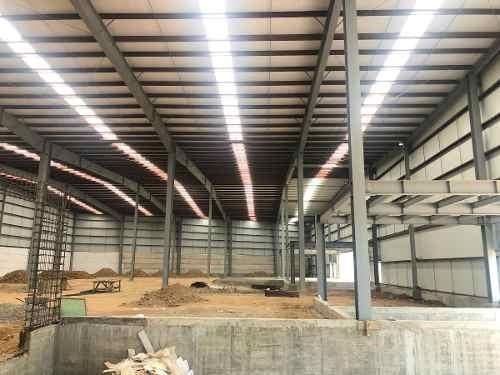 conjunto nuevo de 10 bodegas desde  900 m2  a 1700 m2