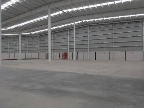 conjunto nuevo de 18 bodegas desde  800 a 1900 m2 tultitlan