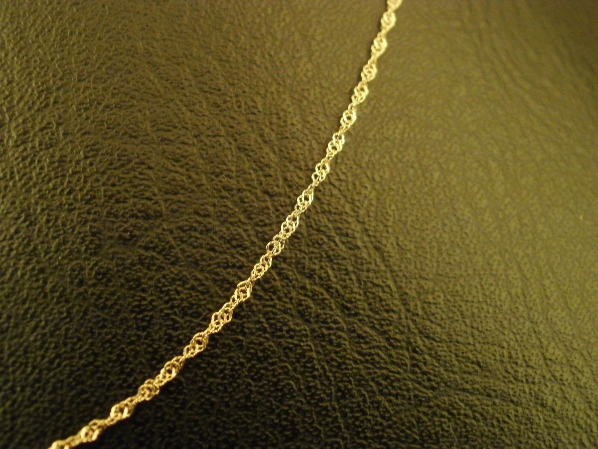 6d731e2ab8c8 conjunto oro 18 kilates cadena y dije susano pasante. Cargando zoom.