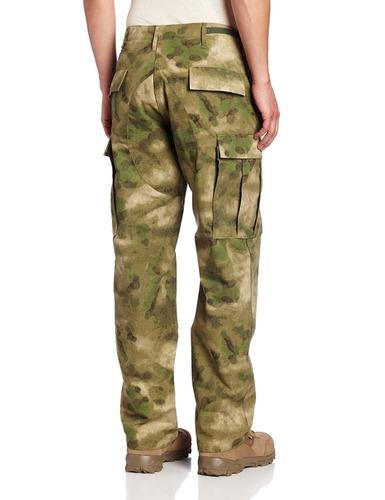 conjunto pantalon-chaquetilla de combate propper a-tacs fg