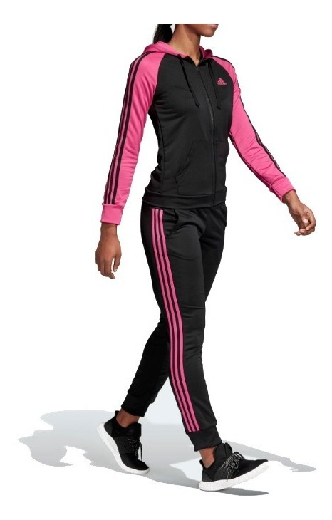 pans adidas rosa con negro