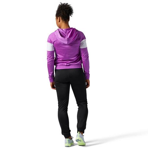 conjunto pants con sudadera essentials mujer reebok bq2721