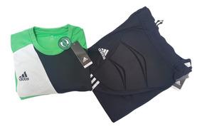 Conjunto Pants Portero adidas Negro Para Hombre Climalite