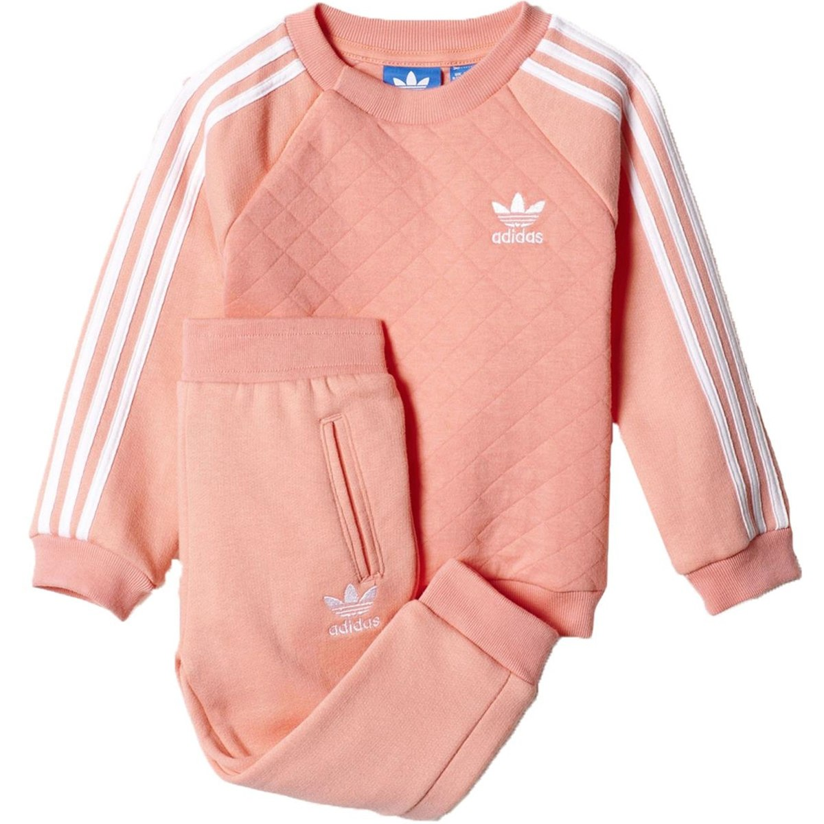 conjunto pants y sudadera originals niña bebe adidas s95958. Cargando zoom. 3dc9230df625
