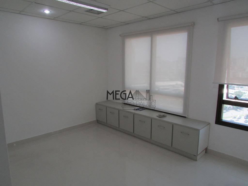 conjunto para alugar, 120 m² por r$ 6.000,00/mês - barra funda - são paulo/sp - cj0009
