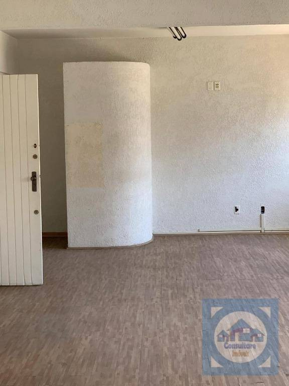 conjunto para alugar, 130 m² por r$ 3.300,00/mês - centro - santos/sp - cj0005