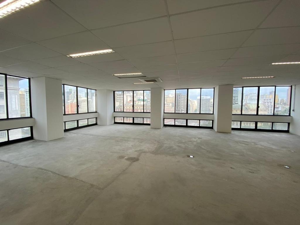 conjunto para alugar, 285 m² por r$ 12.000/mês - centro - são paulo/sp - cj0335