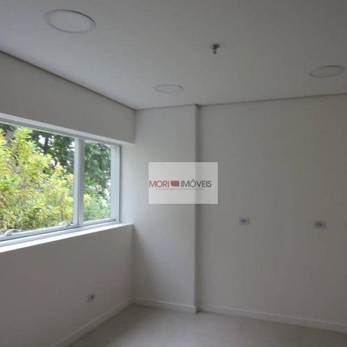 conjunto para alugar, 37 m² por r$ 1.700/mês - barra funda - são paulo/sp - cj0811