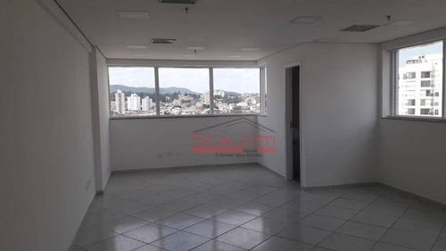 conjunto para alugar, 49 m² por r$ 1.800/mês - água fria - são paulo/sp - cj0500