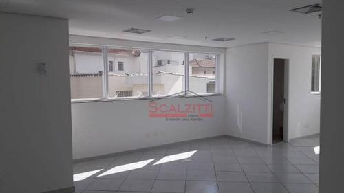 conjunto para alugar, 49 m² por r$ 1.800/mês - água fria - são paulo/sp - cj0503