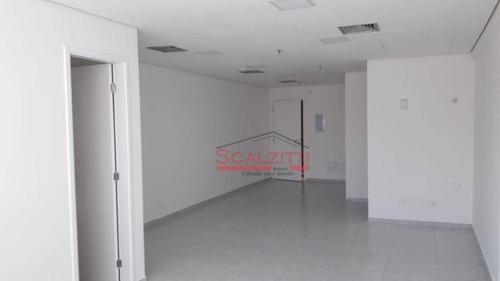 conjunto para alugar, 49 m² por r$ 1.800/mês - água fria - são paulo/sp - cj0505