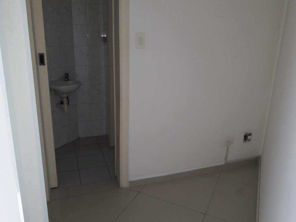 conjunto para alugar, 50 m² por r$ 1.700/mês - aparecida - santos/sp - cj0054