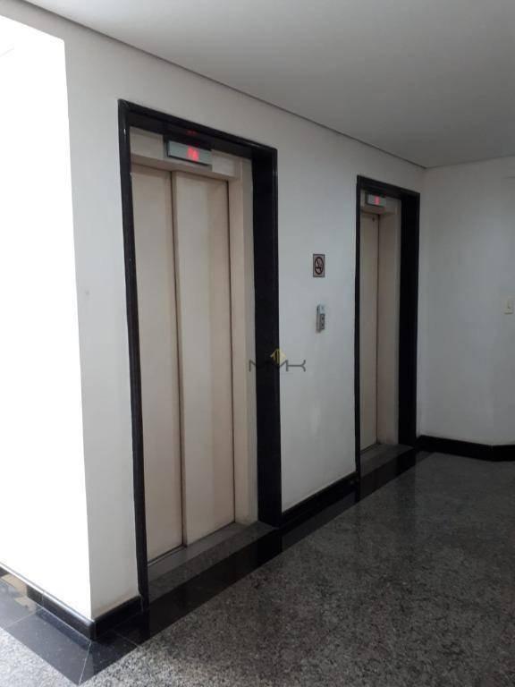conjunto para alugar, 58 m² - macuco - santos/sp - cj0004