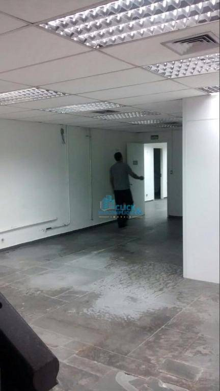 conjunto para alugar, 700 m² por r$ 18.000/mês - centro - santos/sp - cj0023