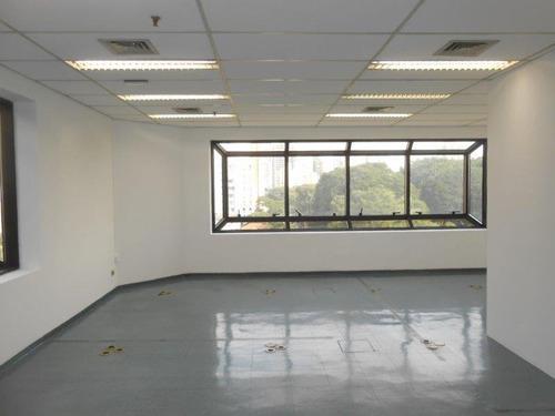 conjunto para alugar, 98 m² por r$ 1.500/mês - barra funda - são paulo/sp - cj0234