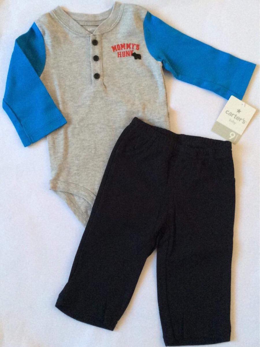 c588dd1e029 Conjunto Carters Para Bebe 9 Meses Niño Pañalero Pants -   520.00 en ...