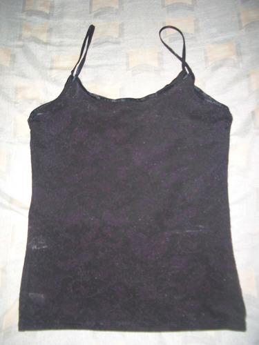 conjunto para damas de pantalon y blusita sin mangas usado