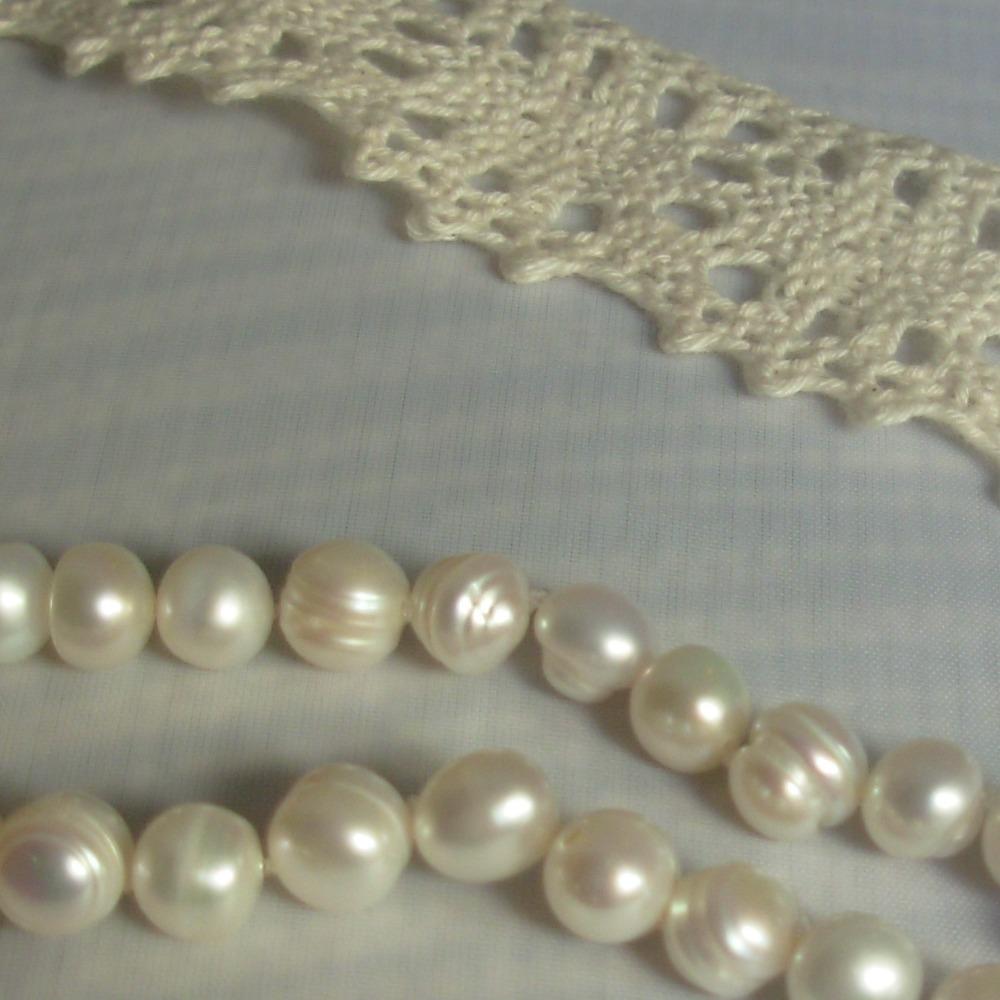 e2302f9253fc conjunto perlas naturales cultivadas y strass. Cargando zoom.