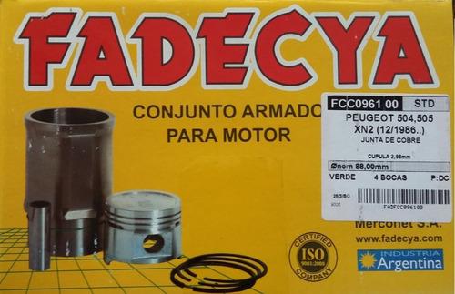 conjunto peugeot 504-505 2000 fadecya