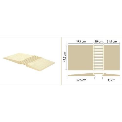 conjunto piezas para piscinas con desborde finlandes por metro lineal