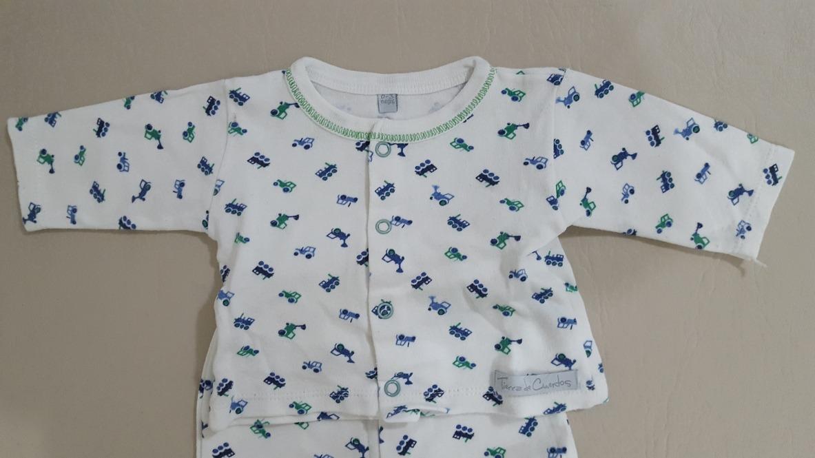 cff295c9b93 conjunto pijama bebe nene 0-3 pack x 2. pantalon y buzo. Cargando zoom.
