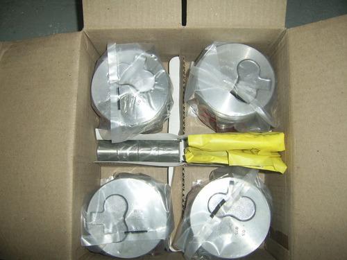 conjunto-pistones+camisas peugeot-indenor xd2 diesel 8v