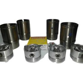 Conjunto-pistones P/ Renault 9-11-19-18-12 Motor 1600(fad)