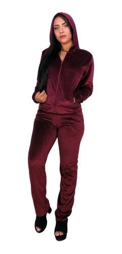 conjunto plush feminino tipo veludo suede frio inverno 2019