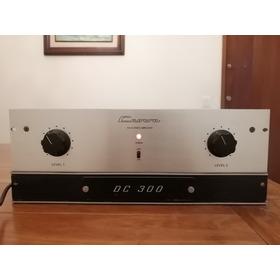 Conjunto Pre E Amplificador Crown