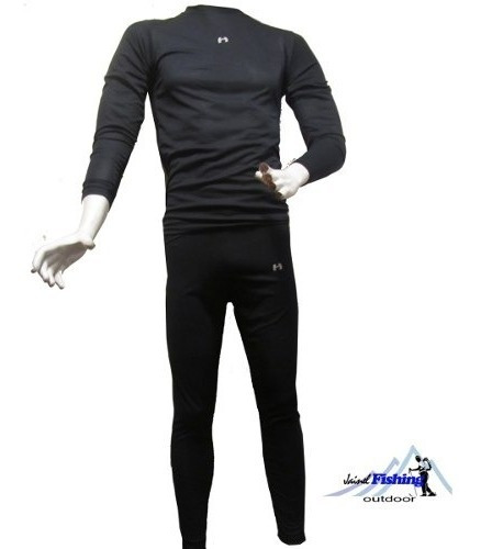 conjunto primera capa polera dry fit +pantalón uv