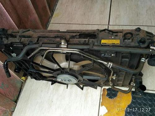 conjunto radiador corola 2009_2014 automático original