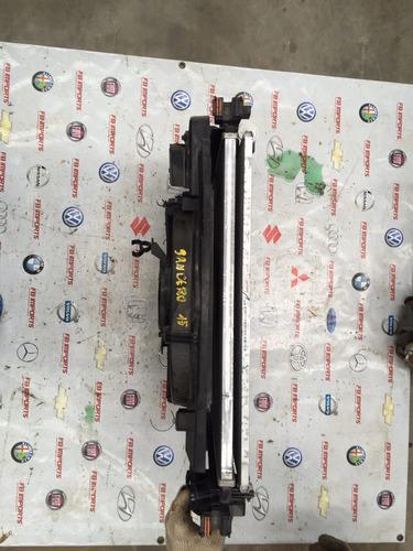 conjunto radiador renault sandero 2015 - original