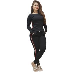 d7d5e5e2271 Conjunto Moletom Feminino Gap - Camisetas e Blusas no Mercado Livre ...