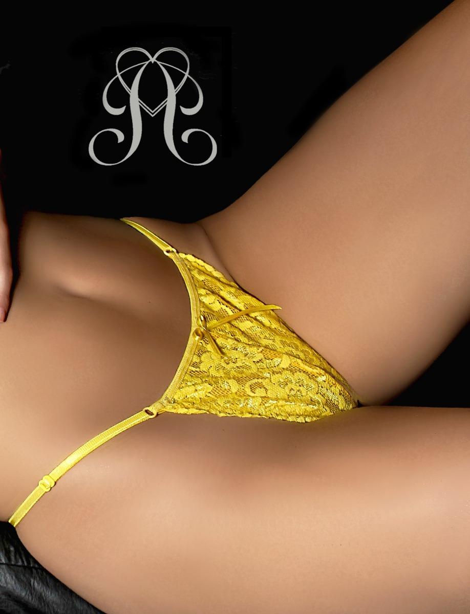 Ropa interior femenina sexy de encaje