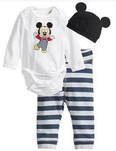 conjunto roupa bebê - importado