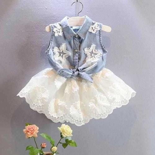 conjunto roupa menina verão infantil moda 2019