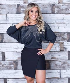 978489479 Blusas Maria Pinheiro - Calçados, Roupas e Bolsas no Mercado Livre Brasil