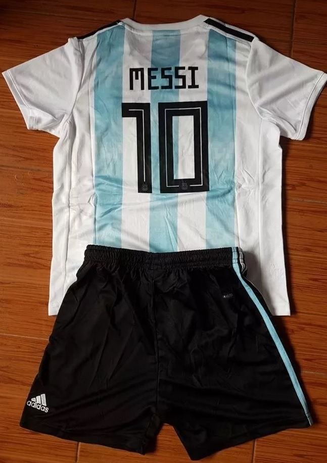 42ba0595d conjunto seleccion argentina niño mundial leo messi. Cargando zoom.