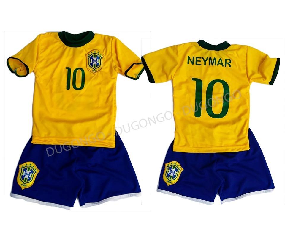 conjunto seleção brasileira neymar 2018 - pronta entrega. Carregando zoom. 7fe30437ca6d9