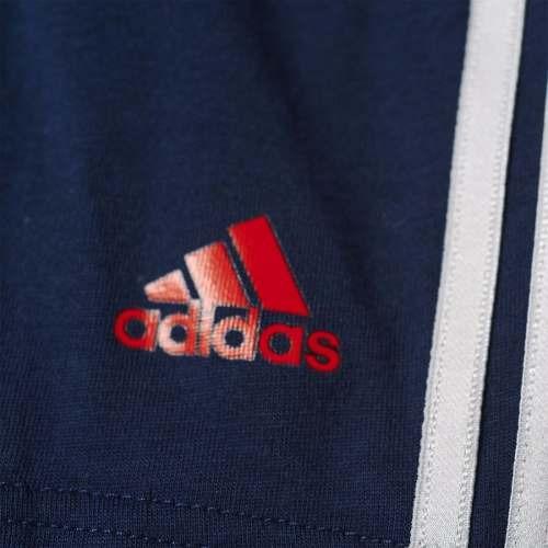 conjunto short playera de bebe euro champions adidas ak2614
