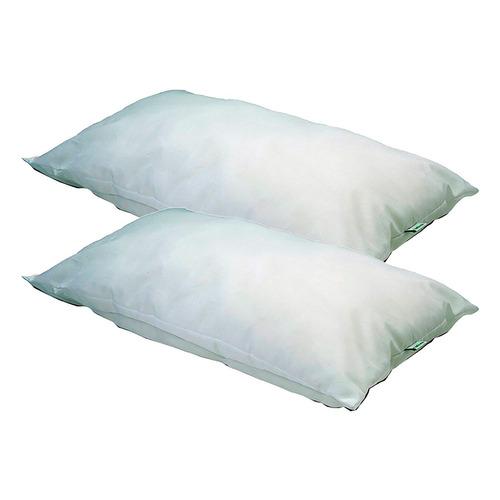 conjunto somier 2p king koil finesse 140 x 190 + 2 almohadas