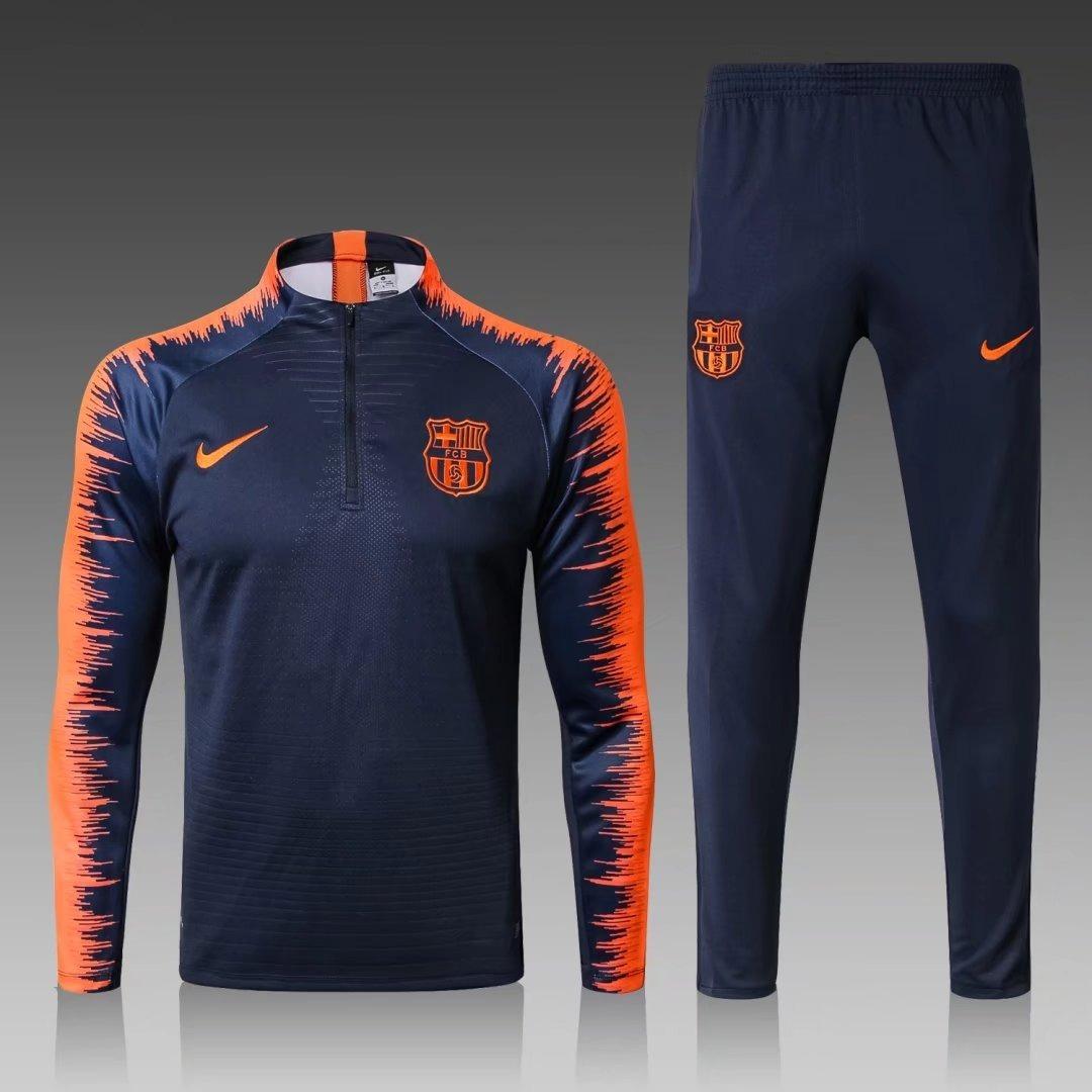 Naranja Sudadera Futbol Barcelona En Nike Azul 900 Conjunto 154 Xq1adwX 72490cf2276b3