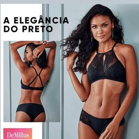 0374ddb57 Sutiã E Calça Baixa Vivace Demillus - Moda Íntima e Lingerie no ...