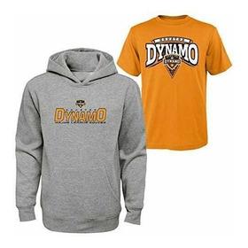 Conjunto Sweater + Franela Juvenil Dynamo Houston Usa
